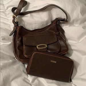Rosetti purse with wallet
